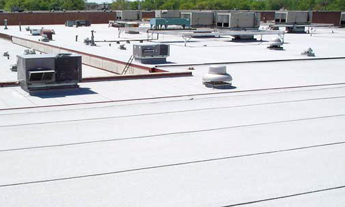 Water Tight And Thermally Sound. Modified Bitumen Roofing Systems ...